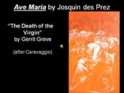 11-Mary-1-Ave Maria-withMusic