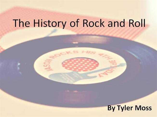 The history of rock n roll authorstream toneelgroepblik Gallery