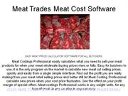 Meat-trades-meat-cost-software