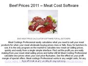 beef-prices-2011-calculator