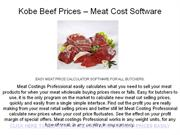 Kobe-beef-prices-calculator