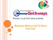 travel club for single moms