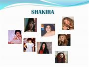 SHAKIRA BIOGRAPHY - SIMPLE PAST