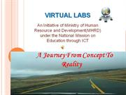 VIRTUAL LABS PPT Video
