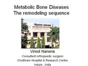 Bone Remodeling Sequences