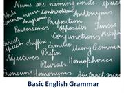Basic English Grammar