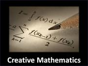 Creative Mathematics
