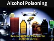 Alcohol Poisoning Info