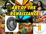 Art of the Early Renaissance