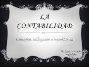 LA CONTABILIDAD