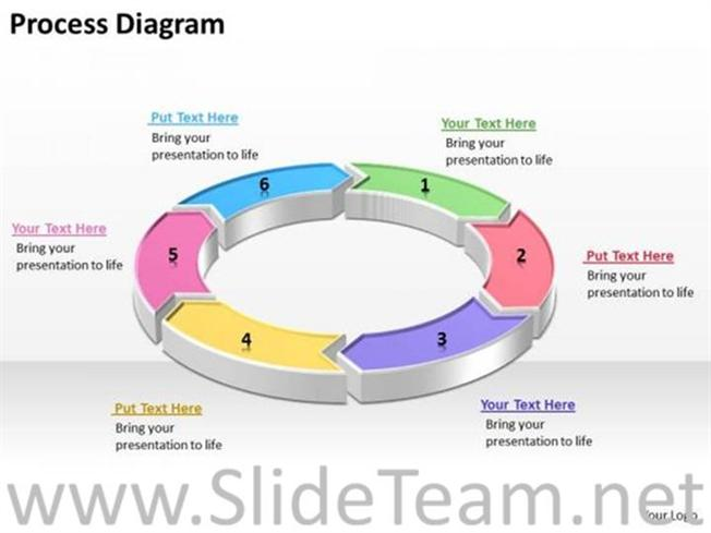 Process Flow Diagram For Ppt Block And Schematic Diagrams - Editable process flow chart