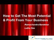 Business Growth & Marketing Strategies Training