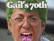 Gail turns 70