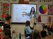 Interactive Whiteboards in Elementary Schools