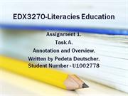 EDX3270-Literacies Education-DEUTSCHER-P