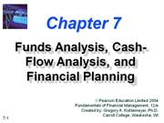 funds flow analysis