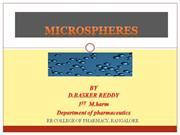 microspheres