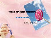 type i diabetes mellitus (iddm)