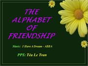 Alphabet Of Friendship_TLTP