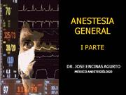 02 - Anestesia General I