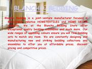 Designer Bedding Collections, Stylish Bedding - Blancho-Bedding.com