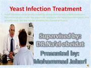 yeast infection ppt