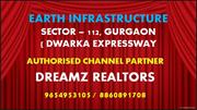 EARTH SECTOR 112 GURGAON, CALL 9654953105,9654953152