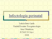 Infectologia perinatal