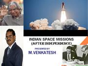 indian space missions