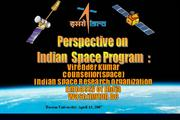 Kumar ISRO Past and Future