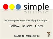 Simple - Obey