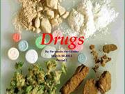 Drugs power point presentation