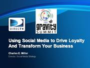 Social Media to Drive Growth