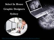 Select In House Graphic Designers Sydney