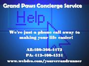 Grand Paws Concierge Service