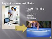 CF.CEG Target Customers and Market