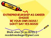 Entrepreneurship_as_career_choice