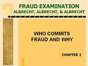 best ppt for frauds