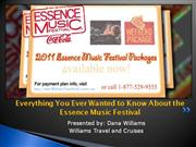 essence music festival 2011