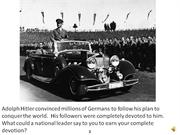 16-5 Hitler and the Rise of Nazi Germany