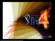 DLF IPL Season 4, 2011