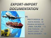 export-import ppt
