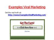 Examples Viral Marketing Online Trips