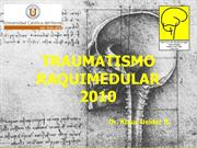 1.1 Trauma Raquimedular