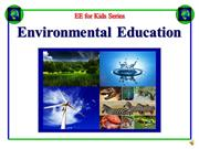 EP 6619 Environmental Education