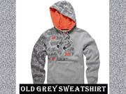 Old Grey Sweatshirt