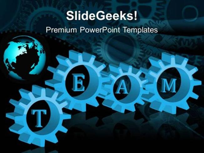 Information technology gears team global ppt template powerpoint information technology gears team global ppt template powerpoint template maxwellsz