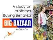 Consumer Buying Behavior