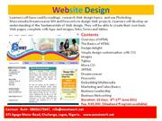 Website Design Training in Lagos
