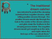The Traditional Dream Catcher